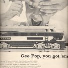 Dec. 13, 1955  Lionel Trains with Magne Traction  ad (# 841)
