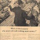 1947  American Railroads ad (# 2739)