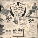 Feb. 6, 1939 Samson Card Tables and Chairs   ad (#6091)