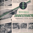 1939  Anco Indestructo windshield wiper blade     ad (#6004)