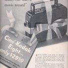 Dec. 1939   - Cine-Kodak Eight movie camera     ad (#5997)