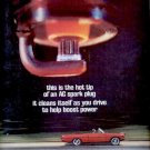 1964   AC Fire-Ring Spark Plugs     ad (#5949)