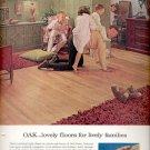 Dec. 1960   N-O-F-M-A Oak Floors ad (#5792)