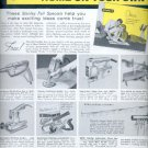 1960 Stanley tools   ad (# 5354)