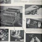 1945  Royal- World's No. 1 Typewriter  ad (# 5237)
