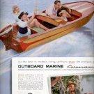 1957  Outboard Marine Corporation  ad (# 4960)