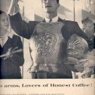 1960 League of Honest Coffee Lovers ad (# 5209)