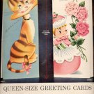 1957  Norcross Greeting Cards  ad (# 4784)