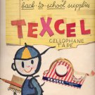 Sept. 9, 1957   Texcel- Lepage Products-  Texcel Cellophane Tape ad (# 4764)