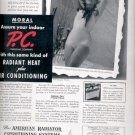 1937  The American Radiator Conditioning  Systems  ad (# 4399)