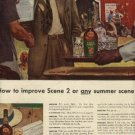 1942    Four Roses Whiskey ad ( # 775)