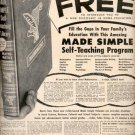 1957  Mathematics Made Simple- The Greystone Press  ad (# 4690)
