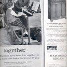 1959 Hammond Organ ad (# 4438)