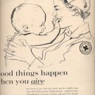 1960  American Red Cross   ad (#4092)