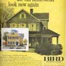 1961  Bird Building Materrials  ad (#4266)