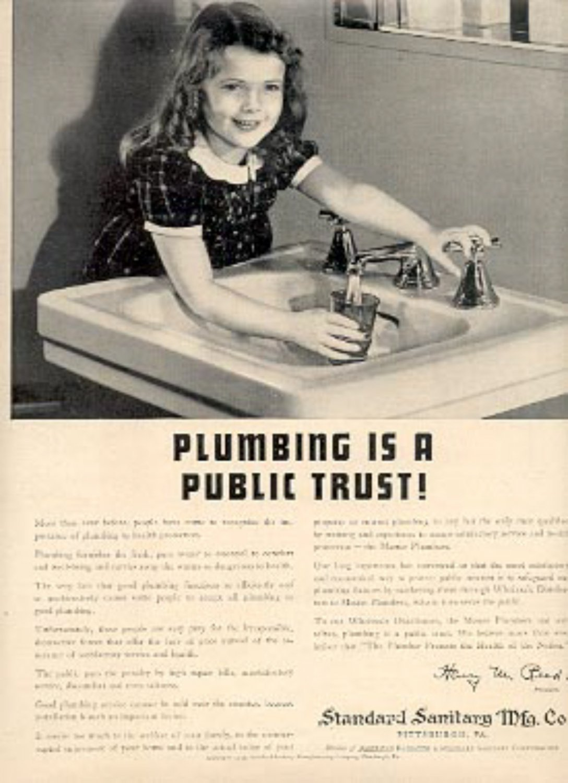 1938  Standard Sanitary Mfg. Co. ad (# 2686)