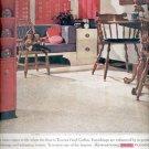 1961  Armstrong Vinyl floors  ad (#4303)