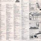 1961 Ownes-Corning Fiberglas ad (# 2282)