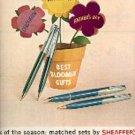 1962 Shaeffer;s Pen Sets ad (# 1464)