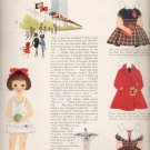 1959 Betsy McCall Visits the United Nations ad (#38)
