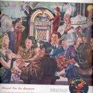 April 21, 1947   Wurlitzer Phonograph Music  ad (#6201)