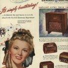 1948  General Electric radio ad (#1131)