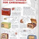 1953  Crosley radio  ad (#5583)