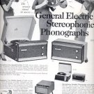 1959   General Electric Stereophonic Phonographs ad (# 4442)