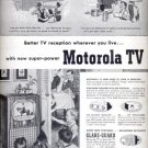 Nov. 1951   Motorola TV   ad (#4318)