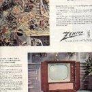 1953   Zenith Television ad (# 1491)