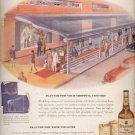 1945  Seagram's V.O. Canadian Whisky   ad (# 5235)