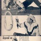 1960  Paul Jones American Blended Whiskey ad (# 5201)