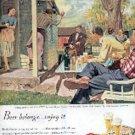 1948  Beer Belongs....ad (# 1605)