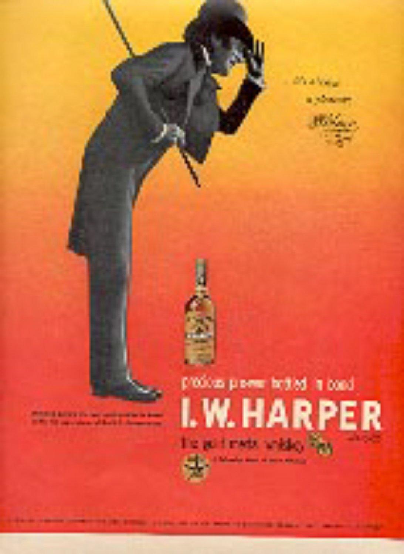 1948  I.W.  Harper The Gold Medal Whiskey   magazine    ad (# 3204)