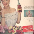 1948 Royal Crown Cola ad w/ Ginger Rogers (#71)
