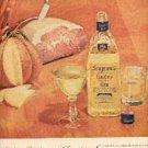 1955 Seagram's Golden Gin ad (# 2981)