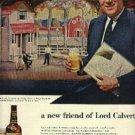 1955  Lord Calvert ad (# 1101)