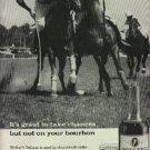 1960  Walker's De Luxe Straight Bourbon Whiskey ad (# 1274)
