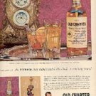1960  Old Charter ad (  # 1712)