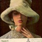 1962  Gilbey's Vodka ad (  # 1676)