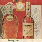 1962 Old Charter Bourbon ad ( # 1664)