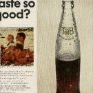 1965 Coca- Cola Company- Tab ad (  # 450)