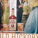 1963  Old Hickory Bourbon ad ( # 1571)