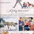 1949  Johnnie Walker Whisky ad (#  1642)