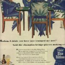 1944  Pabst Blue Ribbon ad (   # 1057)