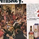 1972  Seagram's 7 Crown Whiskey ad (  # 1435)