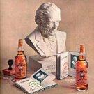 1962  Old Grand-Dad Bourbon ad ( # 1408)
