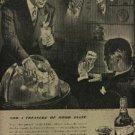 1944  Kinsey  Blended Whiskey ad (  # 543)