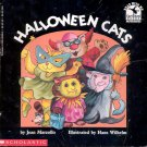Halloween cats by Jean Marzollo- pb