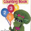 Baby Bop's Counting Book by Mary Ann Dudko and Margie Larsen- hb